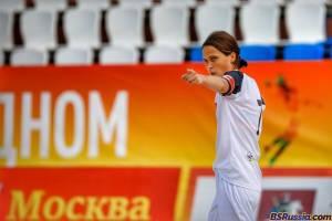 Брянская футболистка Иветта Акулова вызвана в сборную России