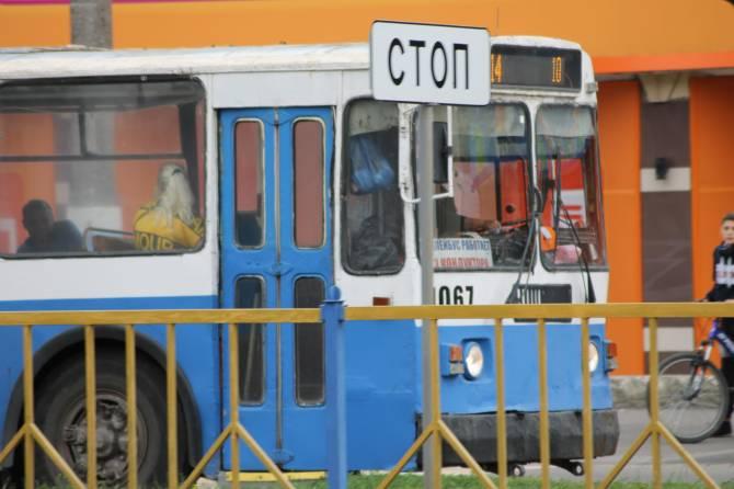 В Брянске на Объездной временно меняют схему движения троллейбусов
