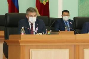 Губернатор Богомаз назвал брянцев без масок провокаторами