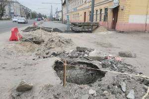 В Брянске канализация затопила баню «Добрыня» на улице Ульянова