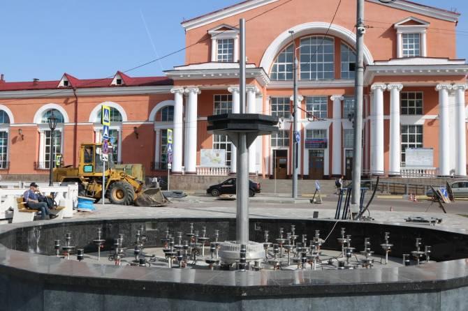 На вокзале Брянск-I с 1 ноября разделили остановки