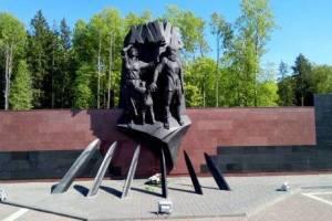 В Брянске память жертв фашизма почтили митингом-реквиемом