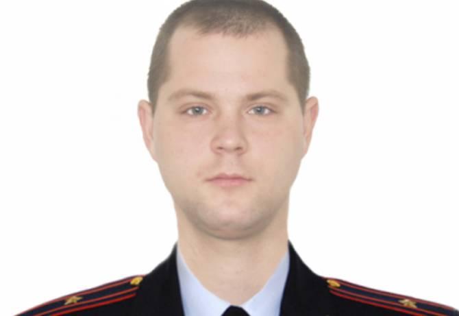 В Брянске подстрелили участкового Артёма Ермакова