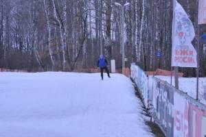 В 10-м микрорайоне Брянска обещают построить лыжную базу