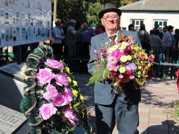 Брянскому ветерану войны 9 мая исполнилось 95 лет