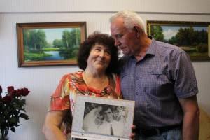 ВКарачеве супруги Готмановы отметили золотую свадьбу