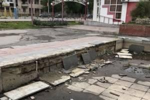 В брянском сквере Пролетарский появится новый фонтан