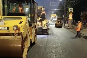 В Брянске ночью перекрыли движение на проспекте Станке Димитрова