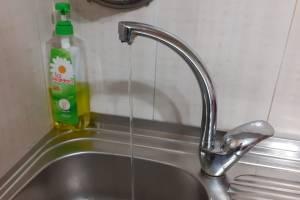 В Брянске жителей Ходаринки оставили без холодной воды