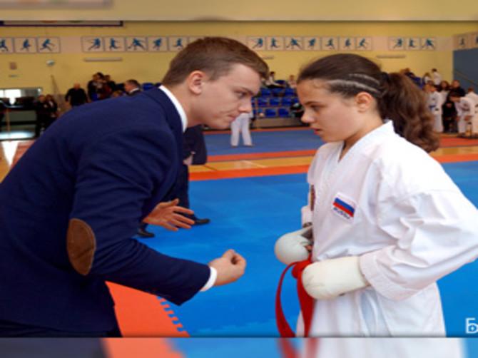 Брянская спортсменка завоевала «золото» летней спартакиады