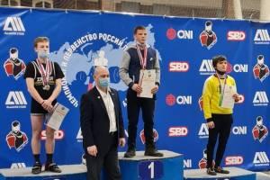 Брянцы взяли третье золото на первенстве России по пауэрлифтингу