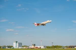 Из аэропорта «Брянск» в Анапу можно будет улететь с 24 июня
