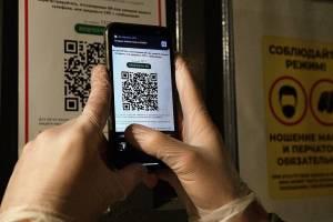 В Брянской области вводят систему QR-кодов