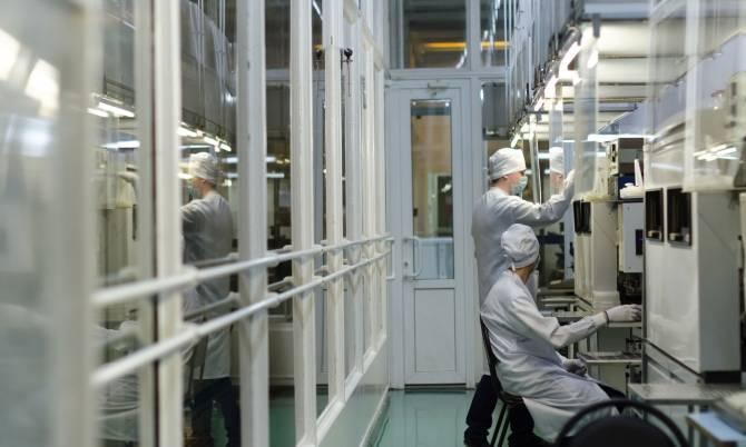 В Советском районе на двух крупнейших заводах работают 2500 брянцев