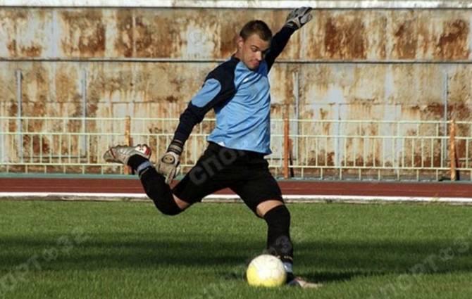В Брянской области трагически погиб футболист команды БГАУ
