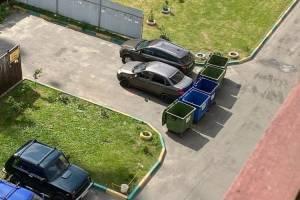 В Брянске коммунальщики объявили войну автохамам