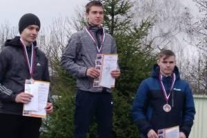 Брянский легкоатлет завоевал бронзу на соревнованиях в Нарышкино