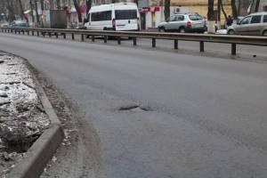 В Брянске повторно проверили состояние гарантийных дорог