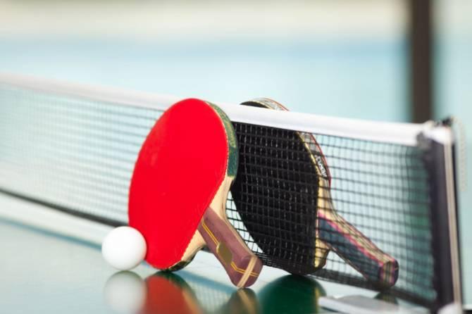 Брянщину на первенстве ЦФО по настольному теннису представит Максим Голованов