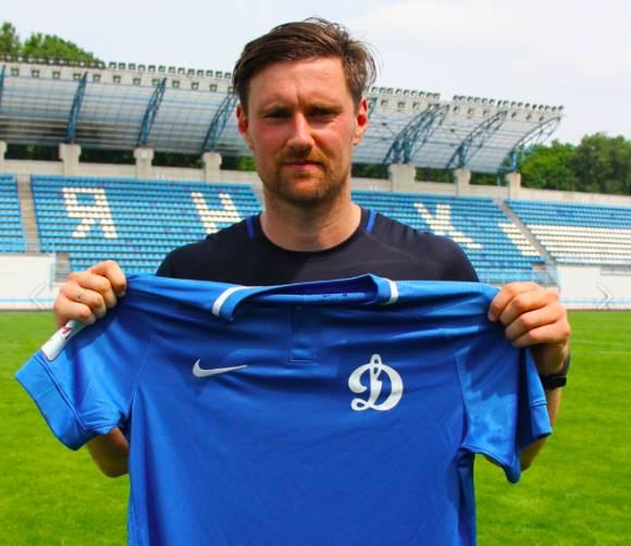 Брянское «Динамо» приняло двух новых игроков