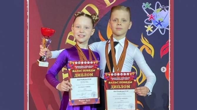 Брянские звездочки взяли 3 медали на турнире в Москве