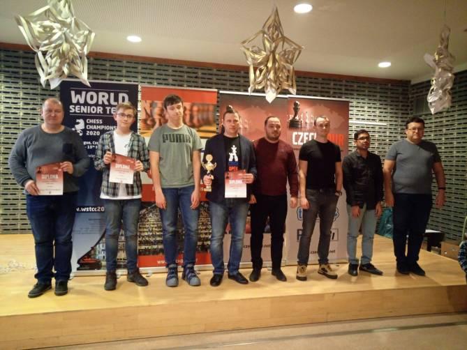 Брянские шахматисты успешно выступили в Чехии