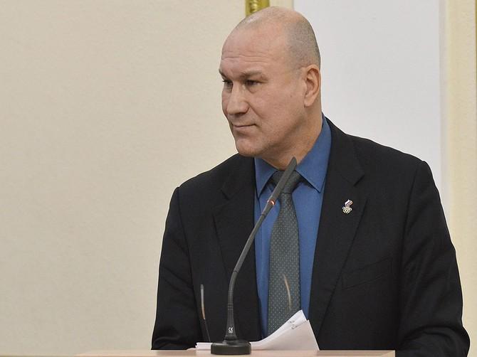 В брянское «Динамо» вернулся Валерий Корнеев