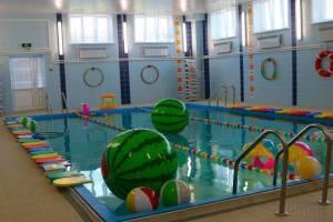 В брянской школе №66 открыли обновленный бассейн