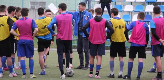 Юные футболисты брянского «Динамо» сыграют с игроками из «Академии Спорта»