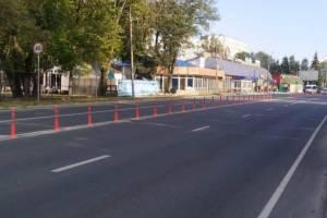 В Брянской области на федеральных трассах ликвидировали три очага аварийности
