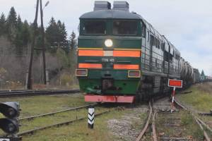 В Брянской области на железной дороге число смертельных случаев снизилось на 75%