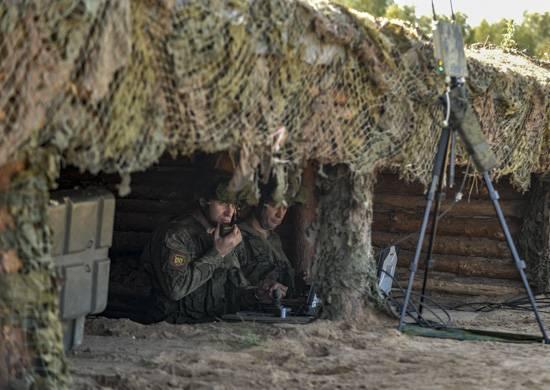 Брянских военных отправят в зону заражения