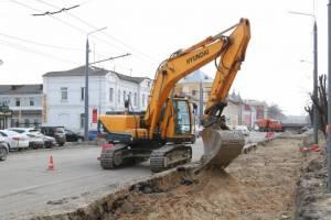 Брянским чиновникам прилетело за тугое расширение улицы Ульянова