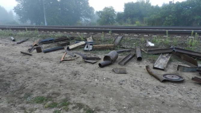 В Выгоничском районе мужчина попытался обокрасть грузовой поезд