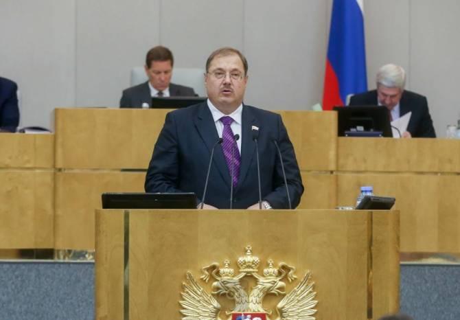 Брянский депутат Борис Пайкин встал на защиту добросовестных заемщиков