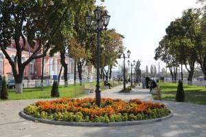 В Брянске ремонт привокзальной площади обещают закончить до конца сентября
