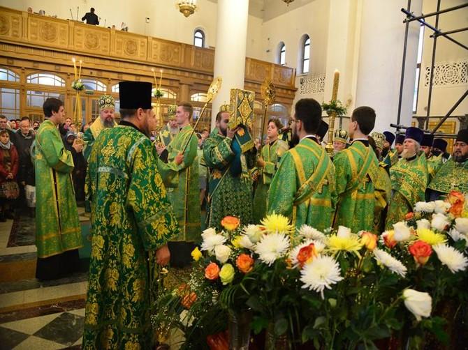В Брянске отметят Собор Брянских святых