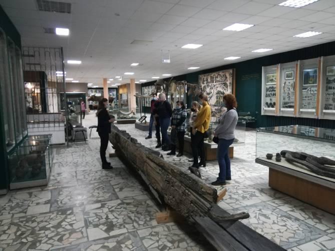 Для брянцев провели экскурсию по древним городам