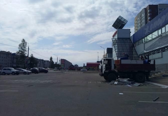 В Брянске закрылся магазин «Спортмастер»