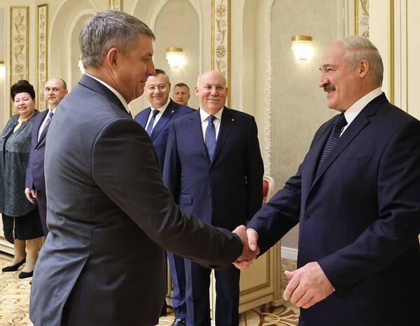 На Брянщину собирается приехать Александр Лукашенко