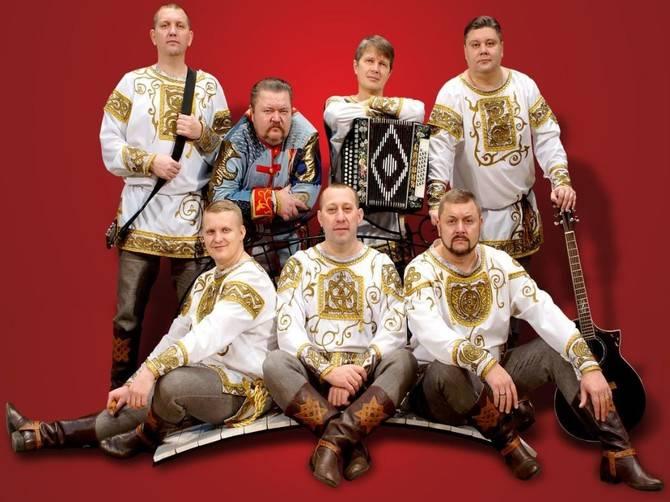 Брянский ансамбль «Ватага» выступит в Приднестровье
