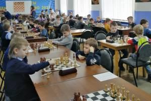 В Брянске провели первенство города по шахматам