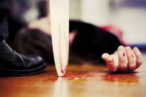 В Брянске двое мужчин изрезали собутыльника