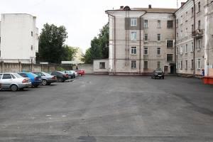 В Брянске благоустроят 10 дворов многоквартирных домов