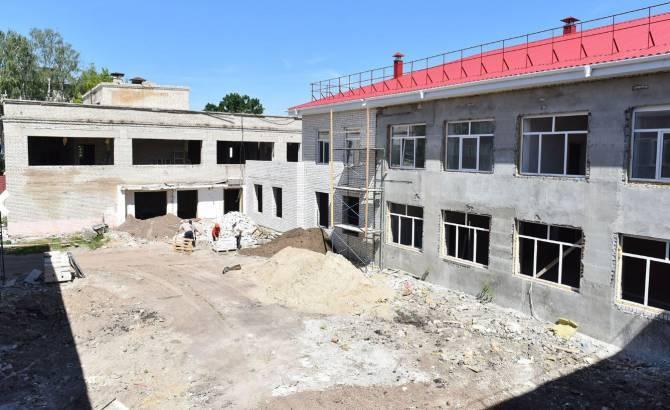 В Брянске готовят к открытию центр для одаренных детей «Сириус»