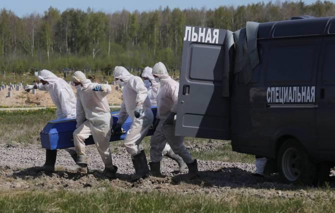 Брянский и федеральный оперштабы не договорились о погибших от COVID-19