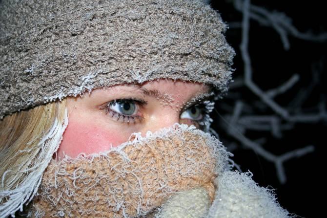 Ночь на 16 февраля станет в Брянске самой холодной за нынешнюю зиму