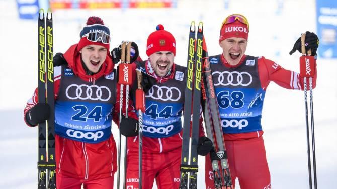 Устюгов назвал брянского лыжника Большунова «красавчиком»