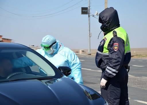 В Брянске суд отказал сотрудникам ГАИ в праве составлять «коронавирусные» протоколы