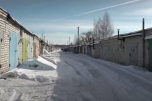 В Брянске планируют снести около 200 незаконных гаражей